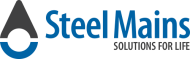 Steel Mains Partnership Logo